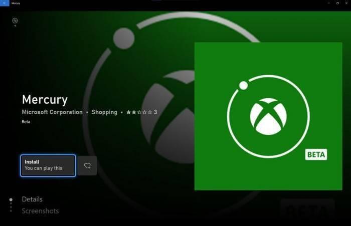 新版 Xbox Store :融入 Fluent Design 设计语言