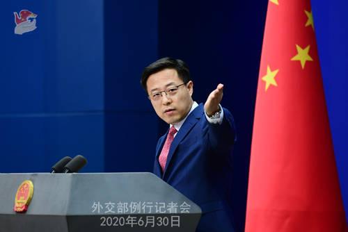 印度封禁几十个中国手机应用,外交部:强烈关