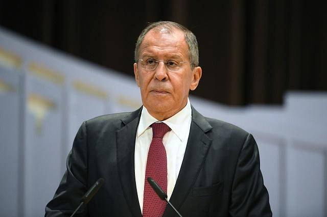俄外长拉夫罗夫:美国应放弃诋毁攻击他国,承认中国是大国