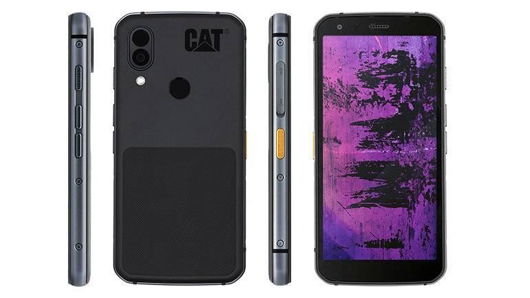 兴城政府网Cat S62 Pro发布:一款带有热成