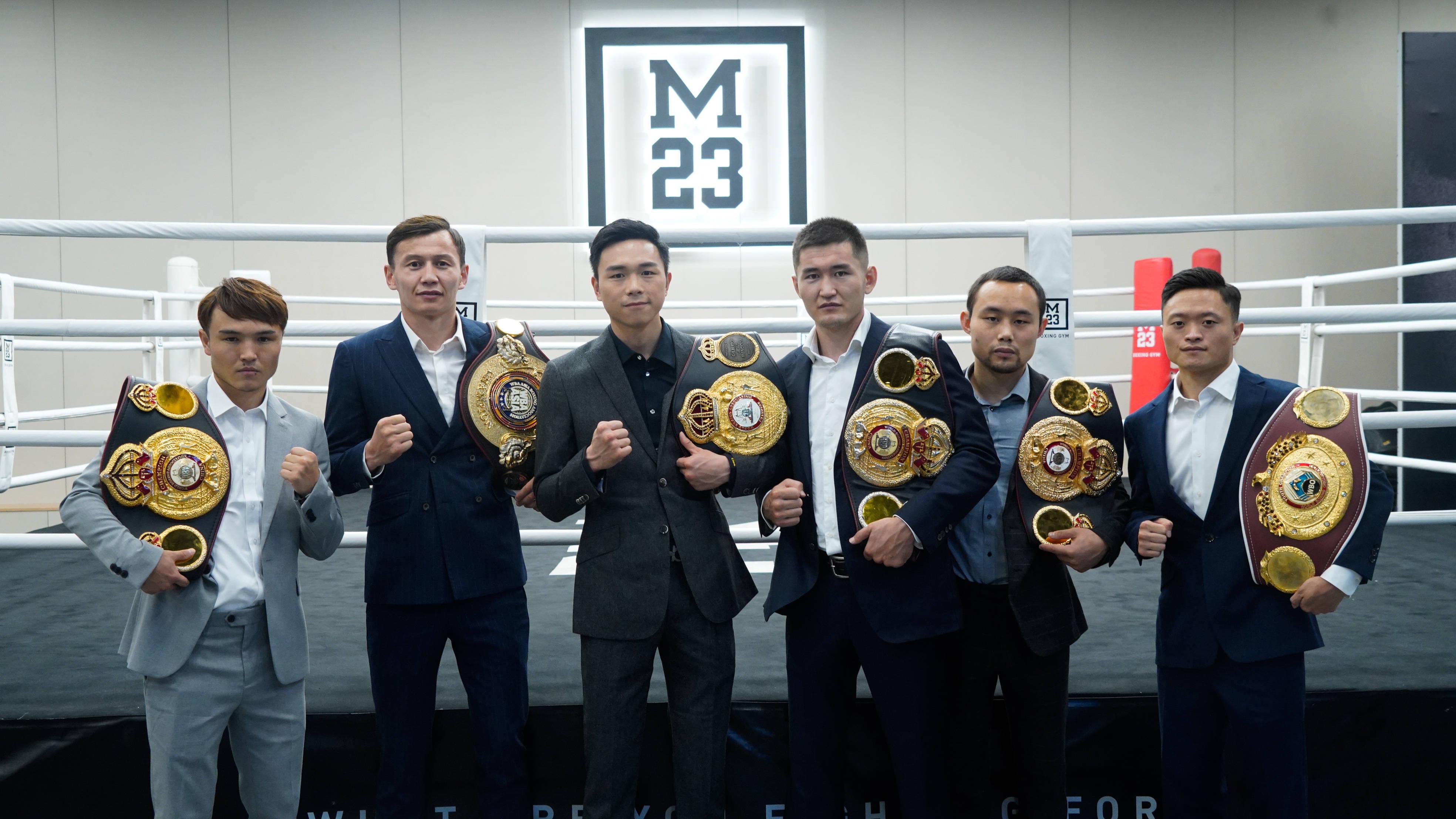 中国拳击再获顶级商业赞
