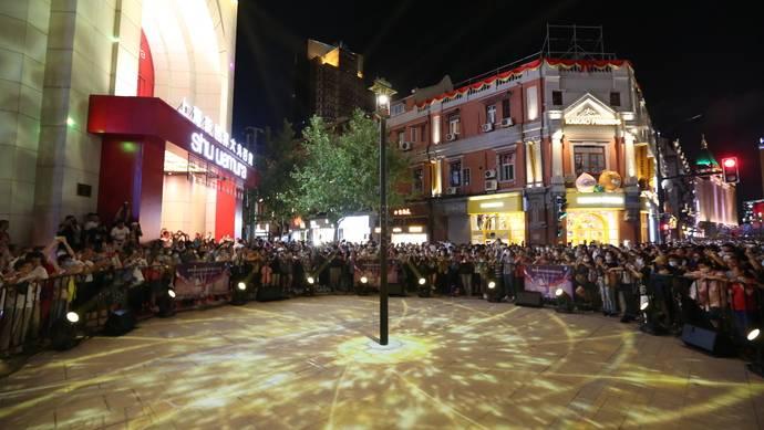 【海上记忆】上海如何进入电灯时代?从南京路这盏路灯亮起说起