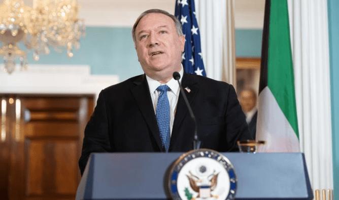 蓬佩奥:美国务院已开始过渡工作 尚未与布林肯接触