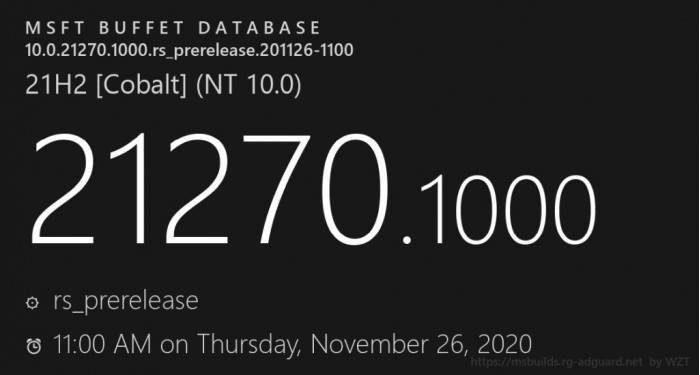 Win10 Build 21270发布:Cortana新增打开/搜索文件技能