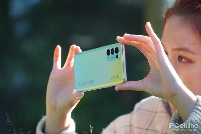 OPPO Reno5 Pro评测:全新星钻外观,最会拍人的视频手机的照片 - 10