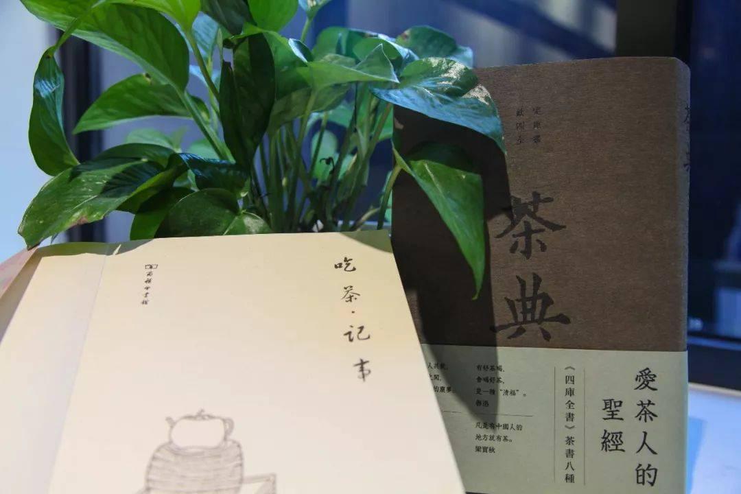 凡是有中国人的地方就有茶
