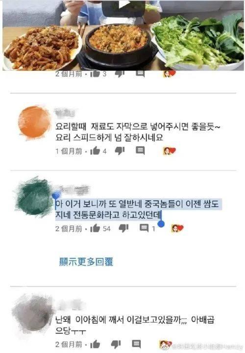 """在中国""""圈钱""""还点赞讽刺中国的评论?韩国美食博主道歉"""
