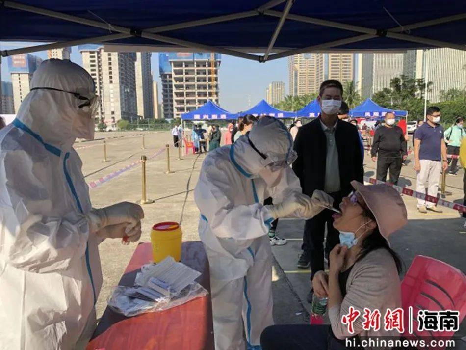 海口秀英、龙华区:红白喜事需提前报备!超150人活动需全员核酸检测