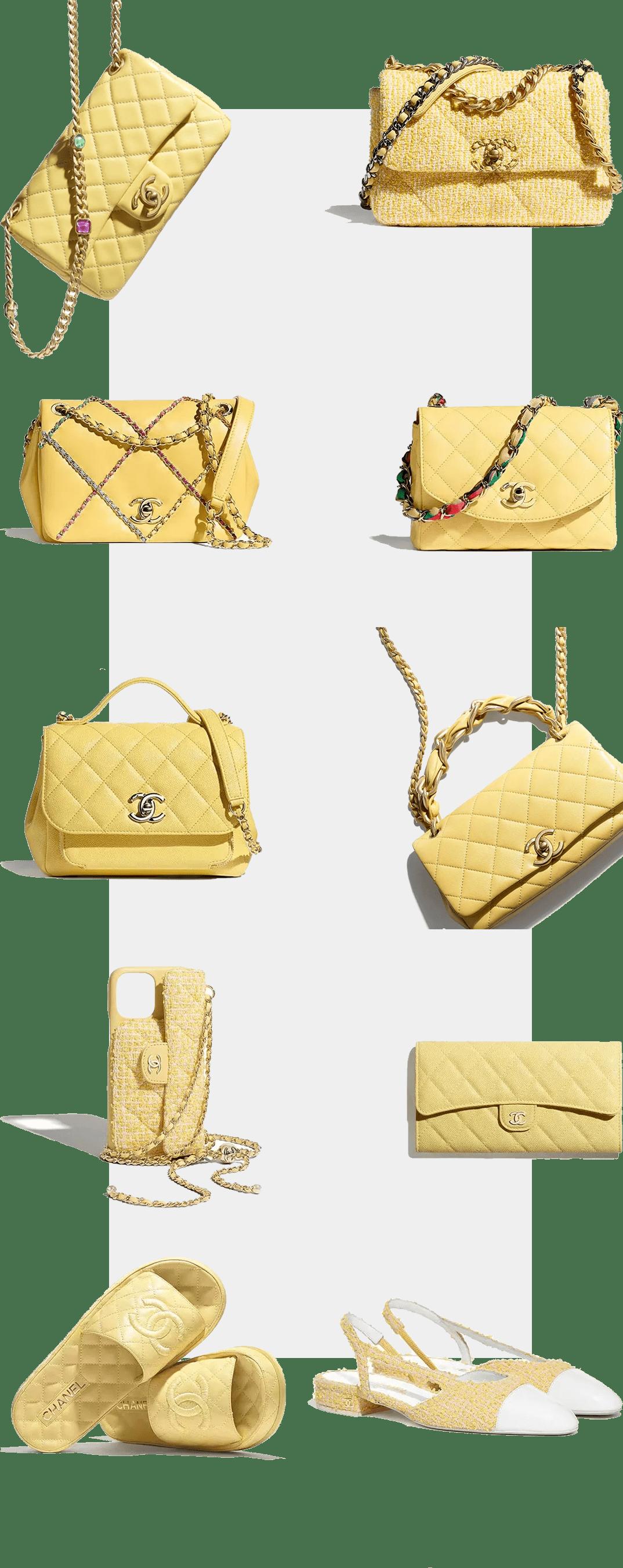 Chanel新年上新,灭霸级别的包包来了