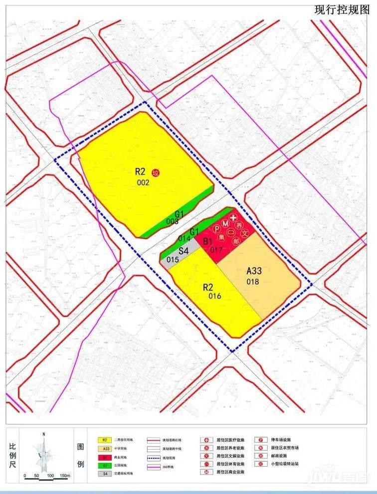 晋源区相关地块规划修改公示,规划总用地33.05公顷!