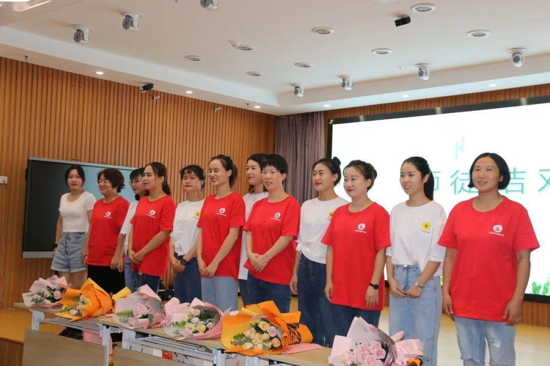"""""""新""""光熠熠,未来可期——记马良幼儿园新教师成长之路"""