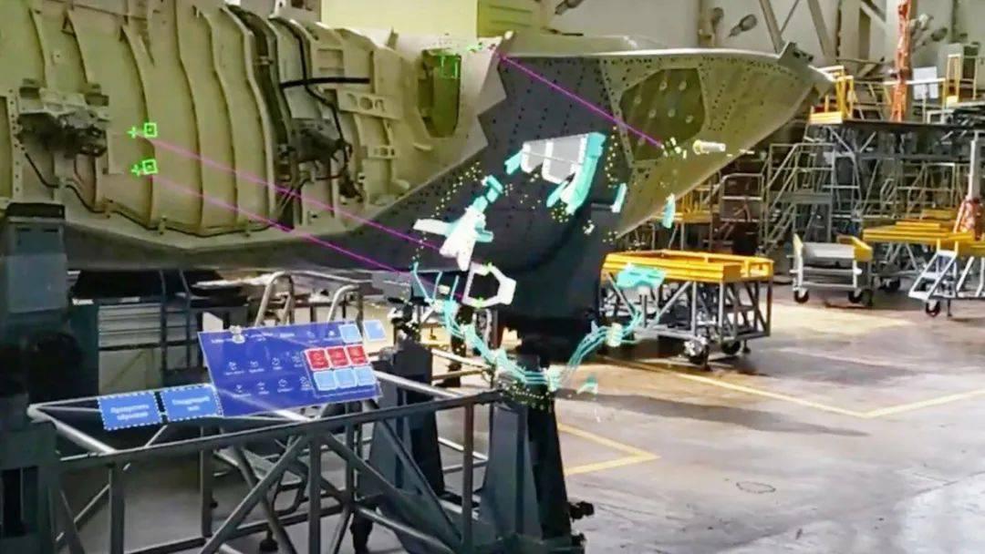 【智库声音】国外先进战斗机生产线中的增强现实(AR)技术应用