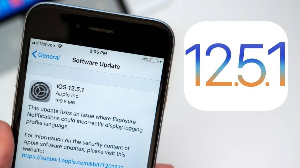 苹果关闭 iOS 12.5 验证通道,已升级用户将无法降