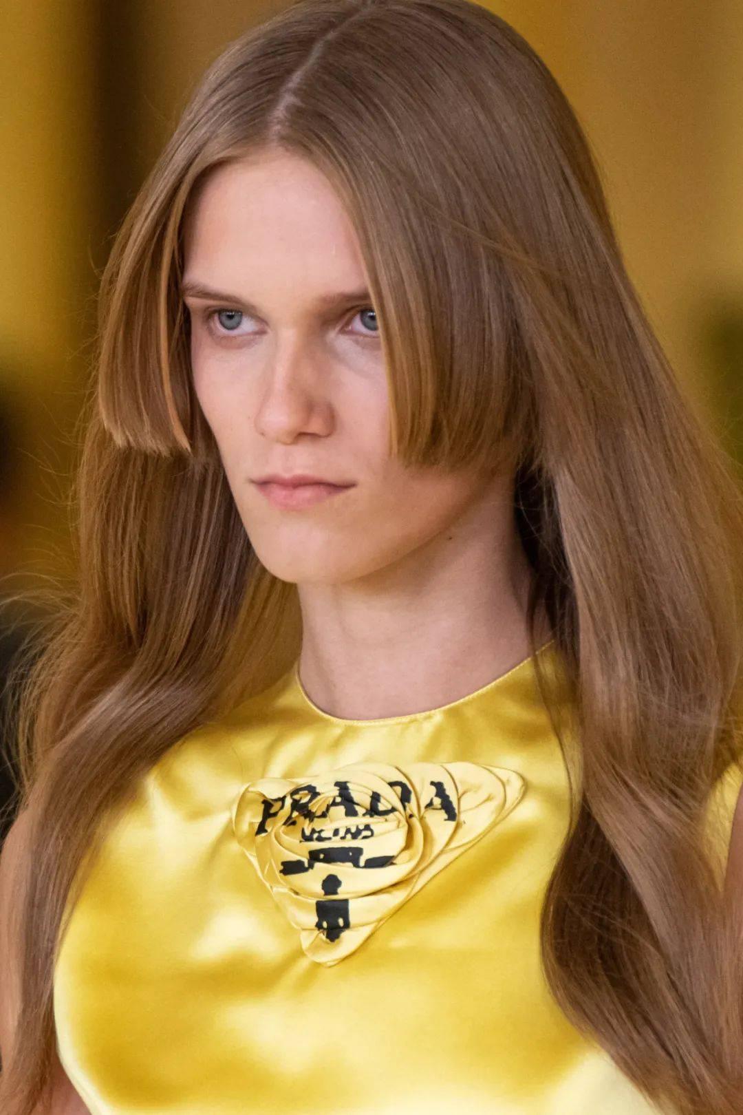 刷完2021春夏秀场,我找到了我的新发型!