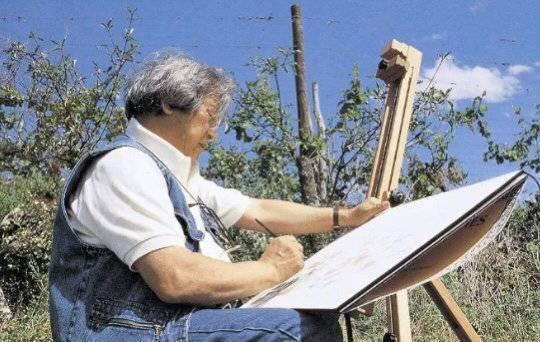 """日本""""国宝级艺术家""""安野光雅逝世 用一套人文笔记旅行告别""""美丽世界"""""""