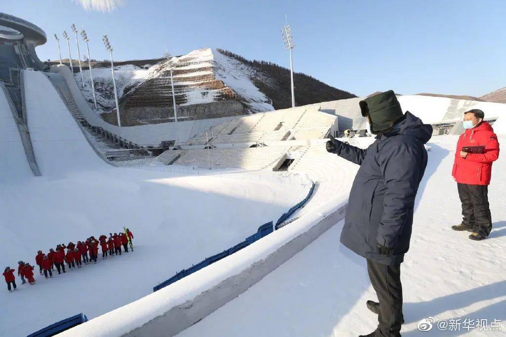 科技创新点亮我国冰雪运动