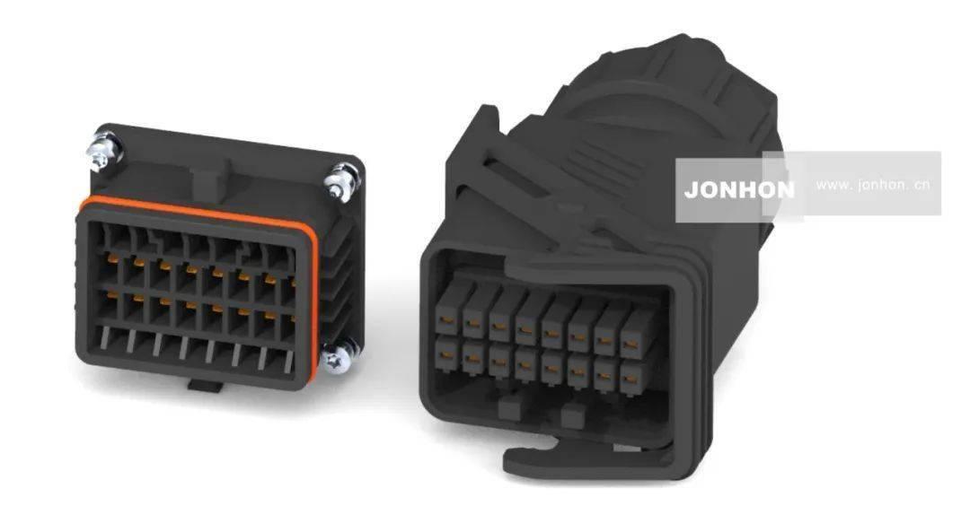 新品发布丨光伏矩形防水连接器,助力信号快速传输!