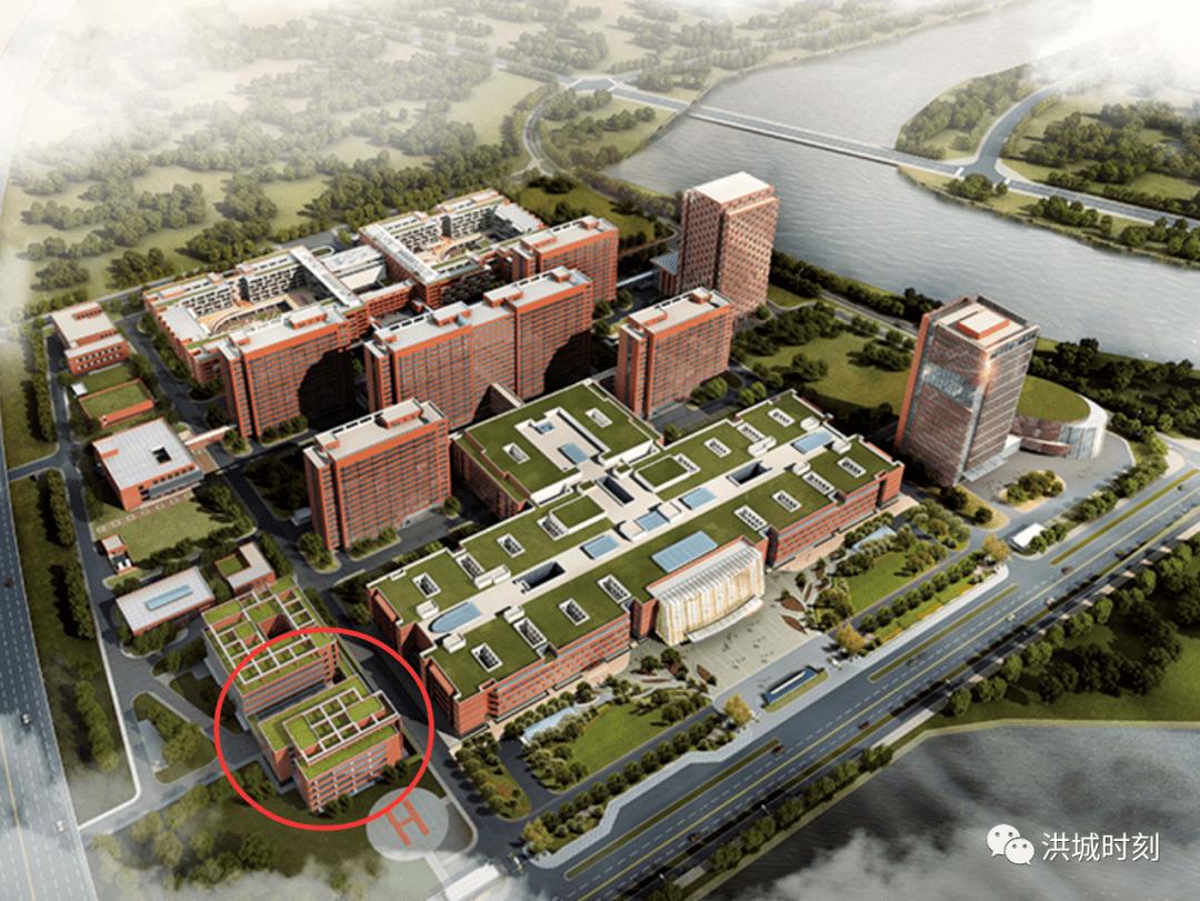 规模扩大!南大一附院象湖院区规划调整!重大公共卫生事件医学中心有变化!