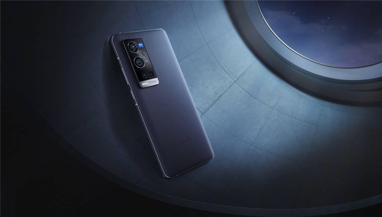 一图看懂 vivo X60 Pro+ 手机