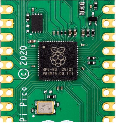 树莓派竟出微控制器了!Raspberry Pi Pico 只需 4 美元!