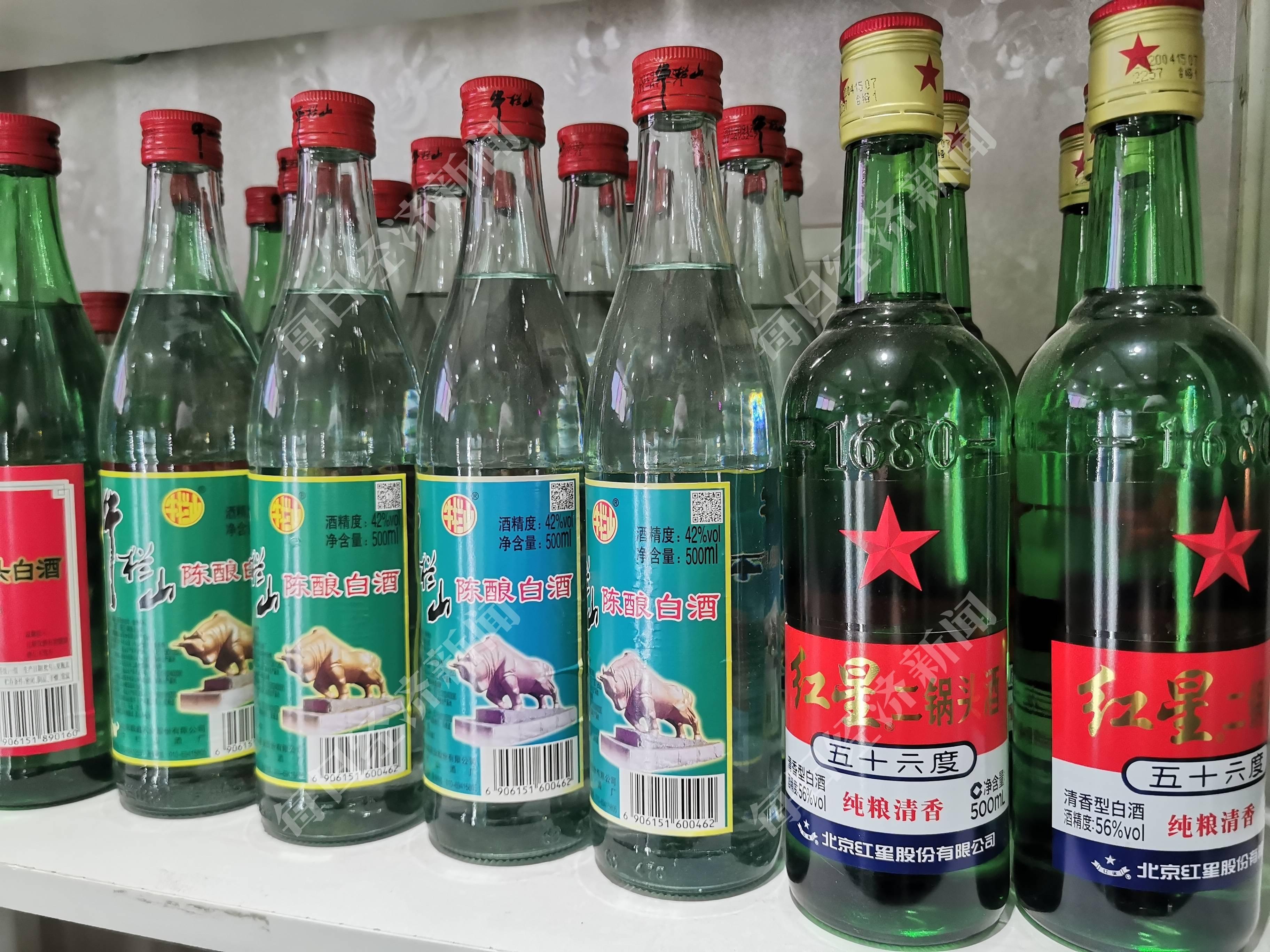 大豪科技收购红星二锅头,被问及产品毛利率低,北京以外经销商比例下降