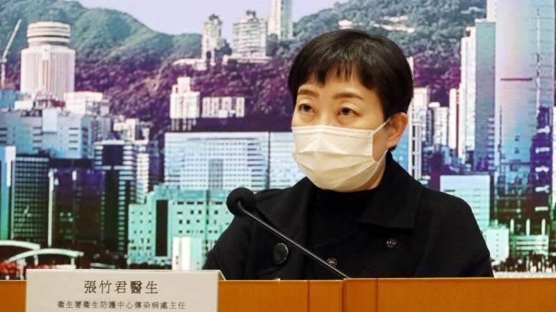香港首次进行区域封锁开展强制核酸检测,预计48小时内完成