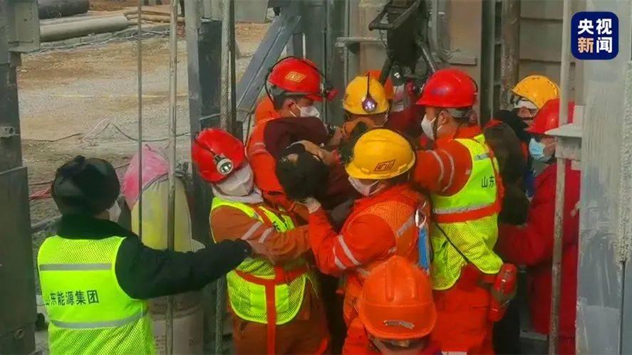 11名!井下发现的幸存矿工已全部升井!