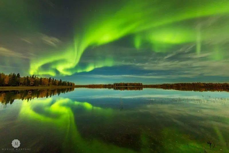 跟心爱的人看一场壮丽的极光吧,创造属于自己的神话故事!