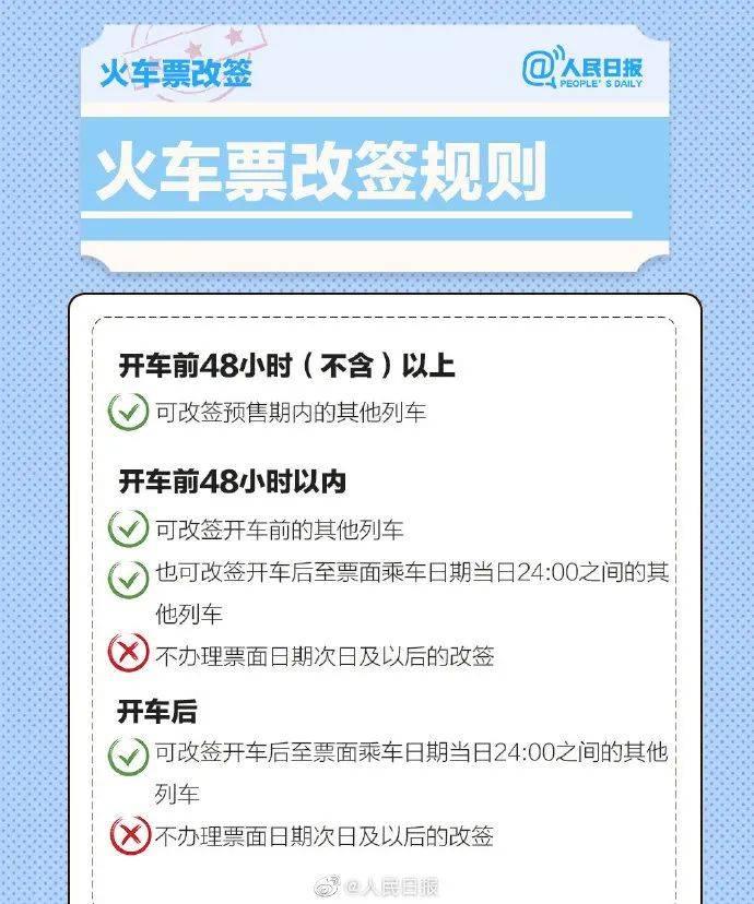 春运机票火车票退改签须知→今年春节期间高速免费时间公布