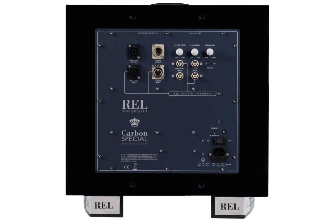 【新品速递】碳纤维版本限量上市:REL Carbon Special 超低音