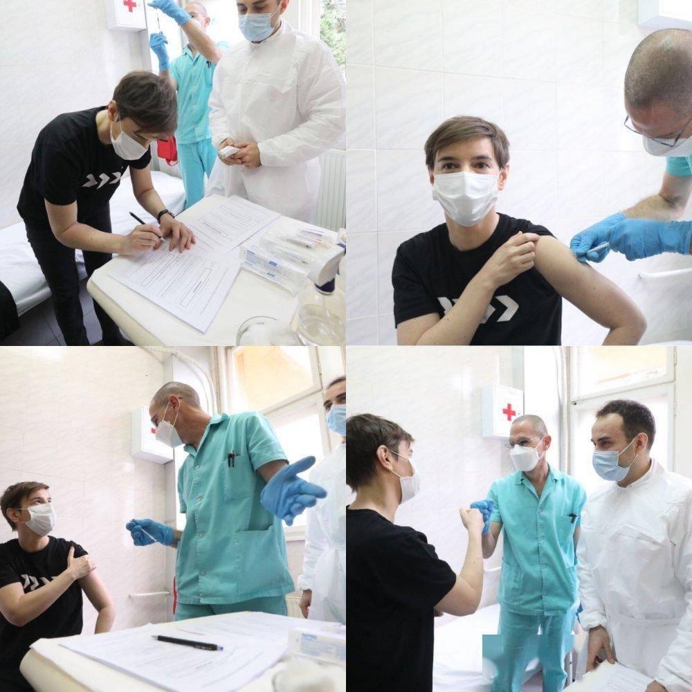 """中国疫苗最新消息:塞尔维亚成为欧洲疫苗接种""""冠军""""   塞尔维亚为什么选择中国疫苗?"""