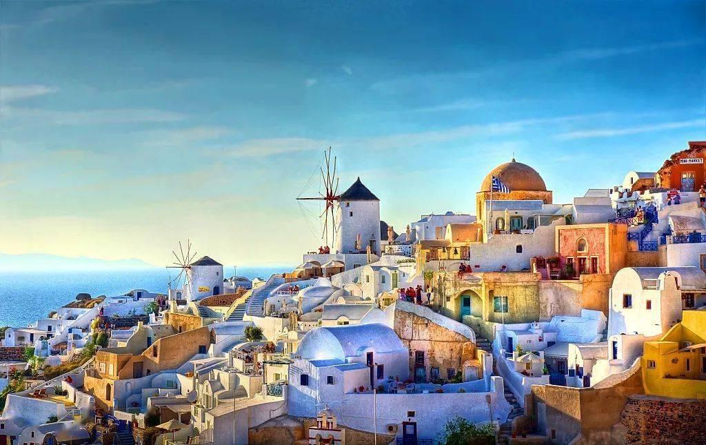 2021年希腊仍将是投资「金矿」,预计旅游收入80亿欧元