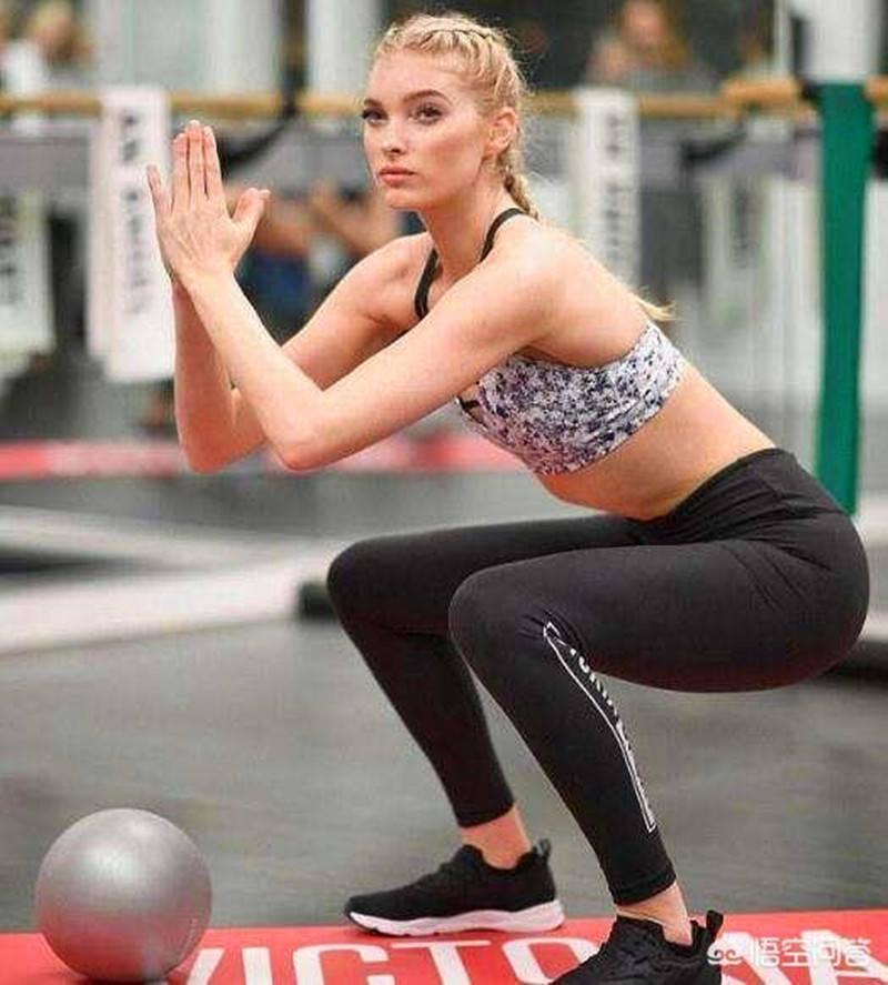 深蹲伤膝臀部没有发力感?可能是这样做的,如何解锁请看这里_训练