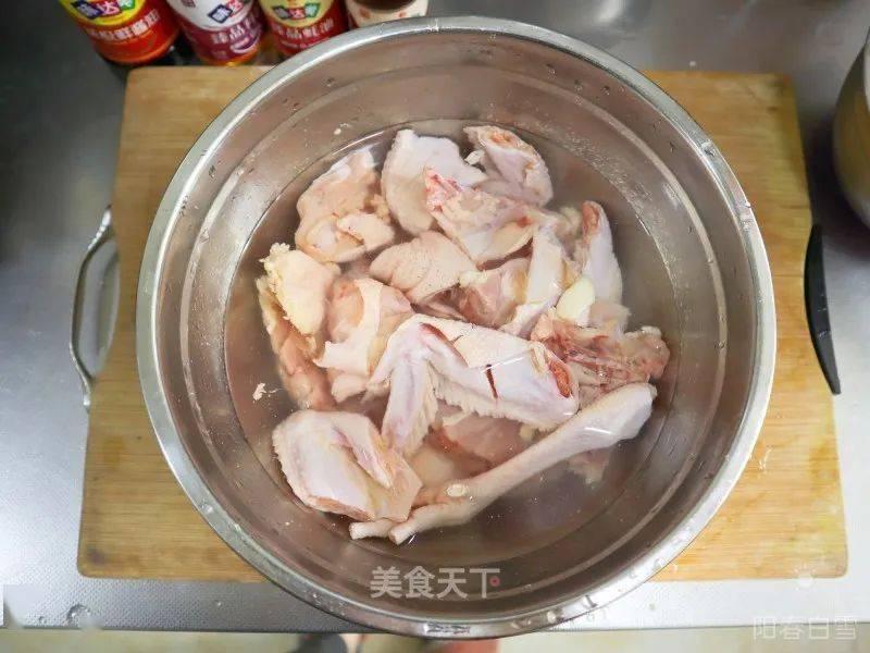腊月二十七,宰公鸡!鸡肉这样做,香嫩可口,不腥不柴!美食get√
