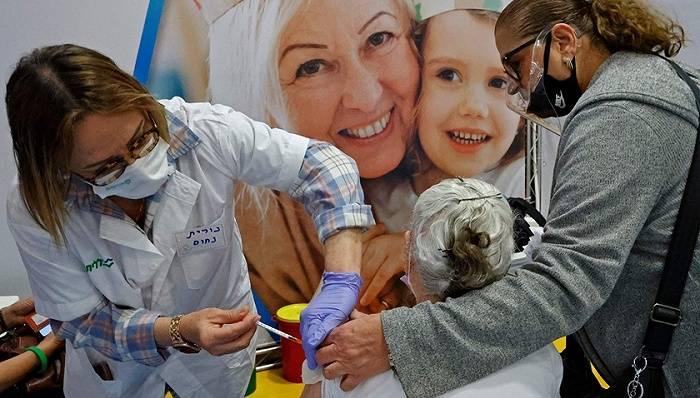 老年人确诊大降41%,以色列何以成新冠疫苗接种率最高国?
