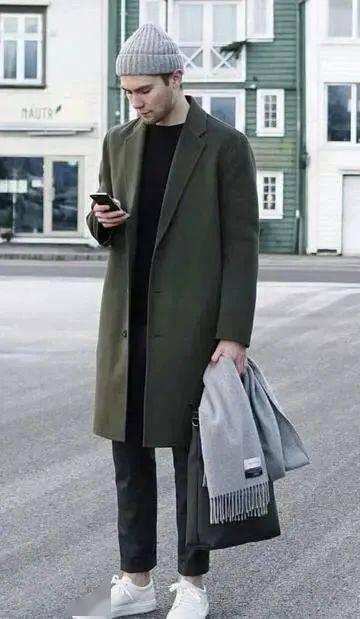 时尚又成熟的质感搭配!商务型男必学的正式休闲风 爸爸 第15张