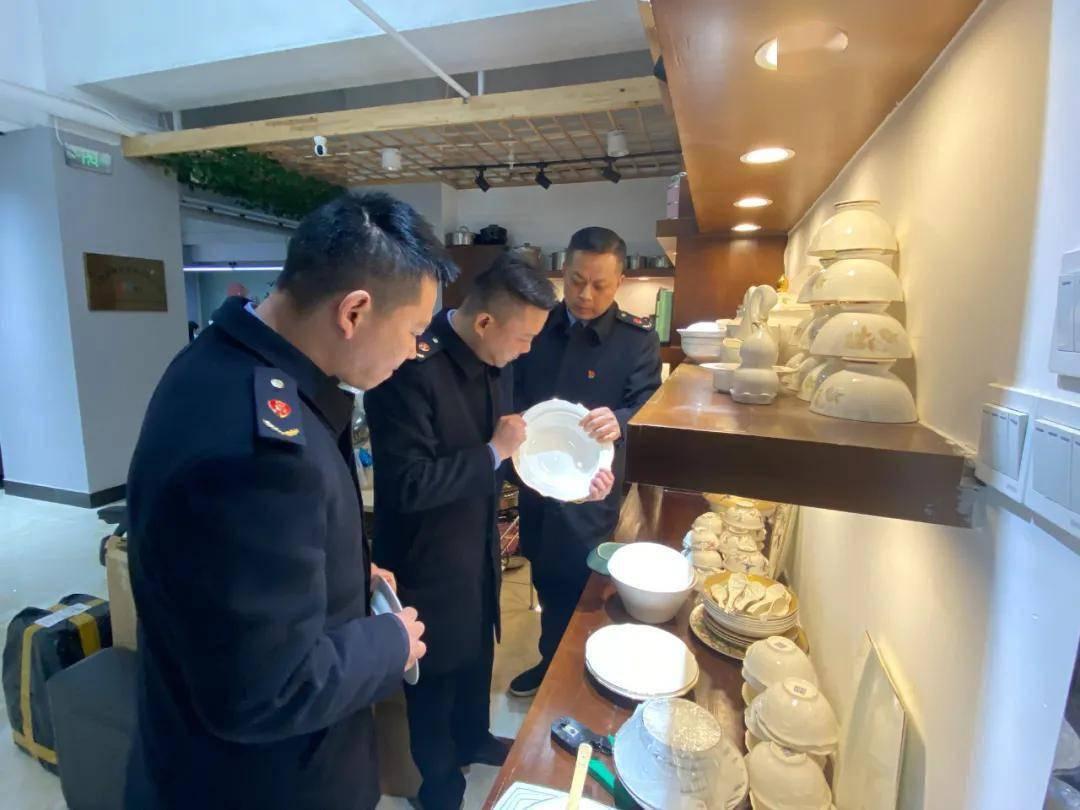 """景德镇第一电气公司以""""景德镇陶瓷""""名义销售国外陶瓷,被罚款!"""