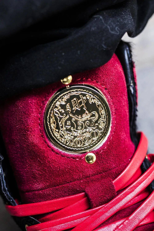 这些「超好玩新鞋」只有过年才能见!AJ1 钩子里灌水!还有超限量盲盒! 爸爸 第10张
