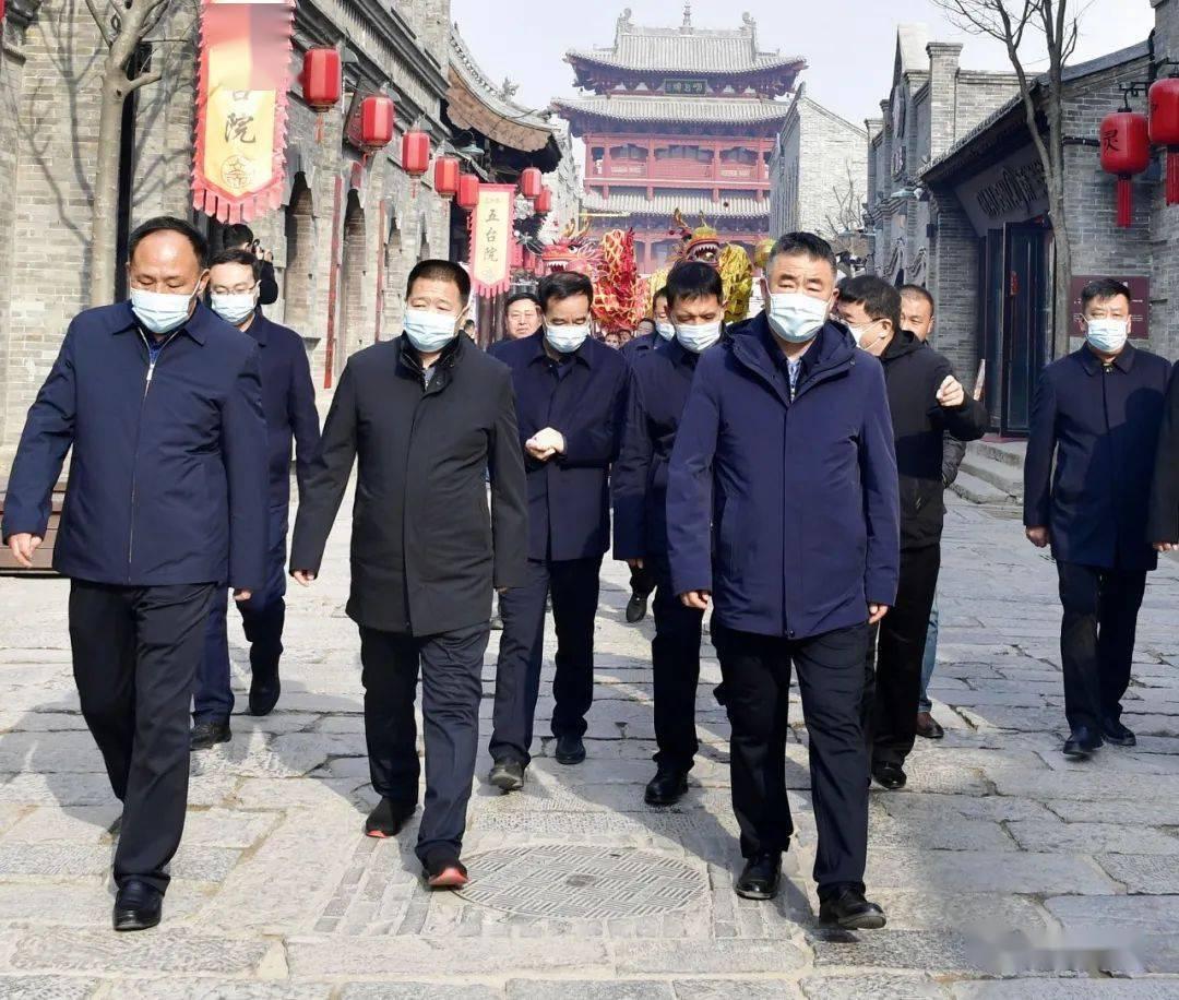 中国年在忻州:忻州古城真红火  第16张