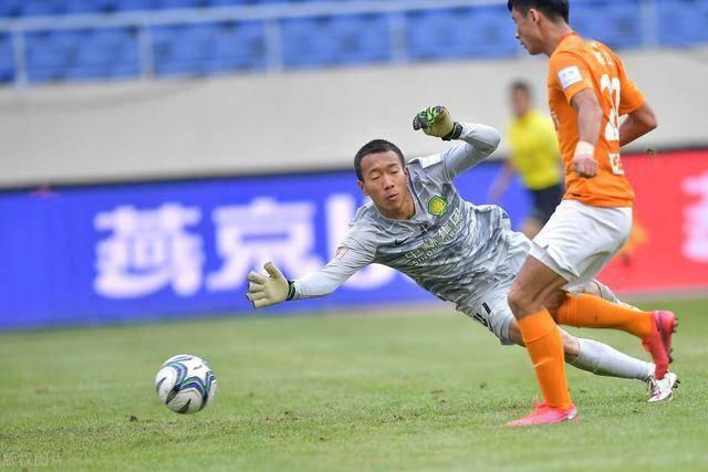 国安门将位置即将迎来U23强援,曾在梯队表现不俗,值得重用