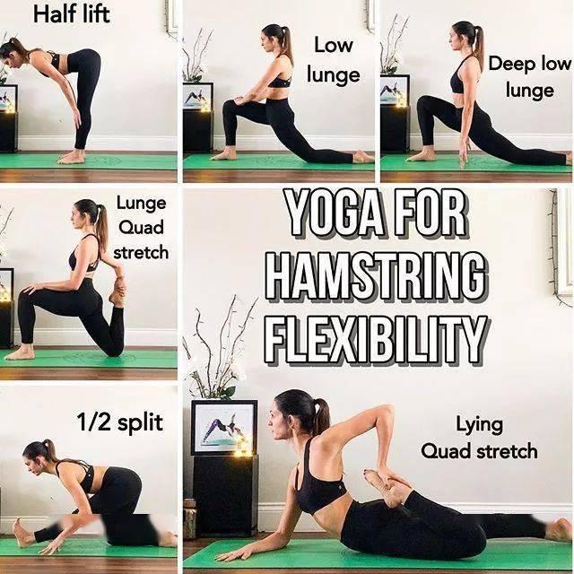 在家不知道练什么?这22套经典瑜伽序列收好了!