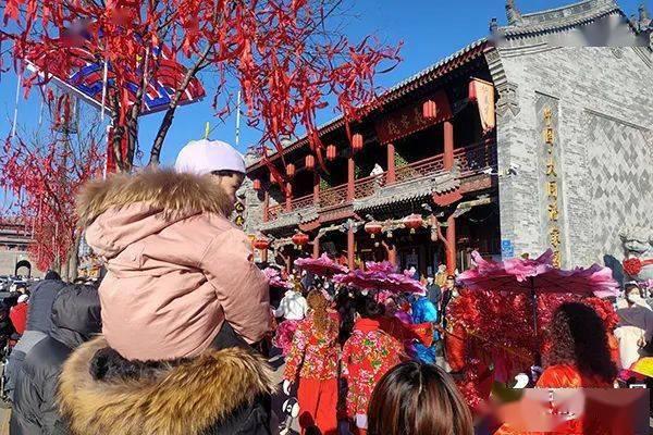 【新春走基层】乐享传统民俗盛宴 品味欢乐大同年  第6张