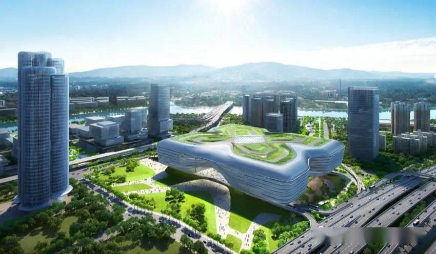 深圳新皇岗口岸要来了!建成后引入2条地铁、3条城轨