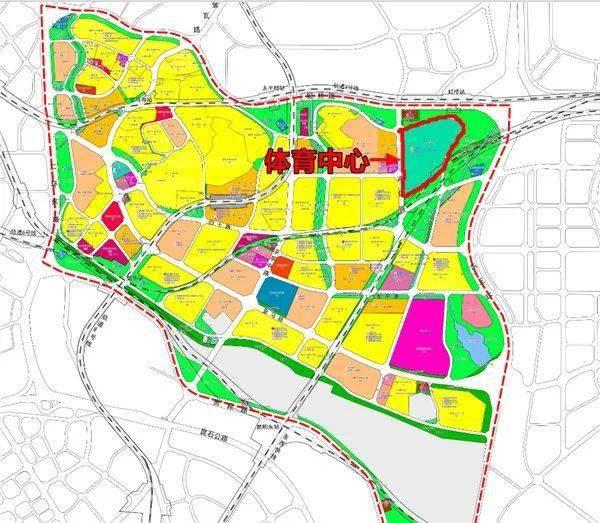 紧邻3号线,占地500亩!昆明将新建市级体育中心,具体位置→