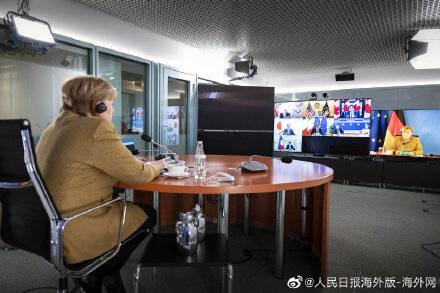 G7联手遏制中国的开端?想太多!