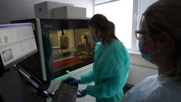 中国企业设备帮助拉脱维亚抗击新冠肺炎疫情