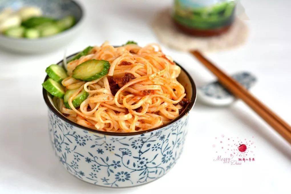 5款素食面条做法,营养又美味