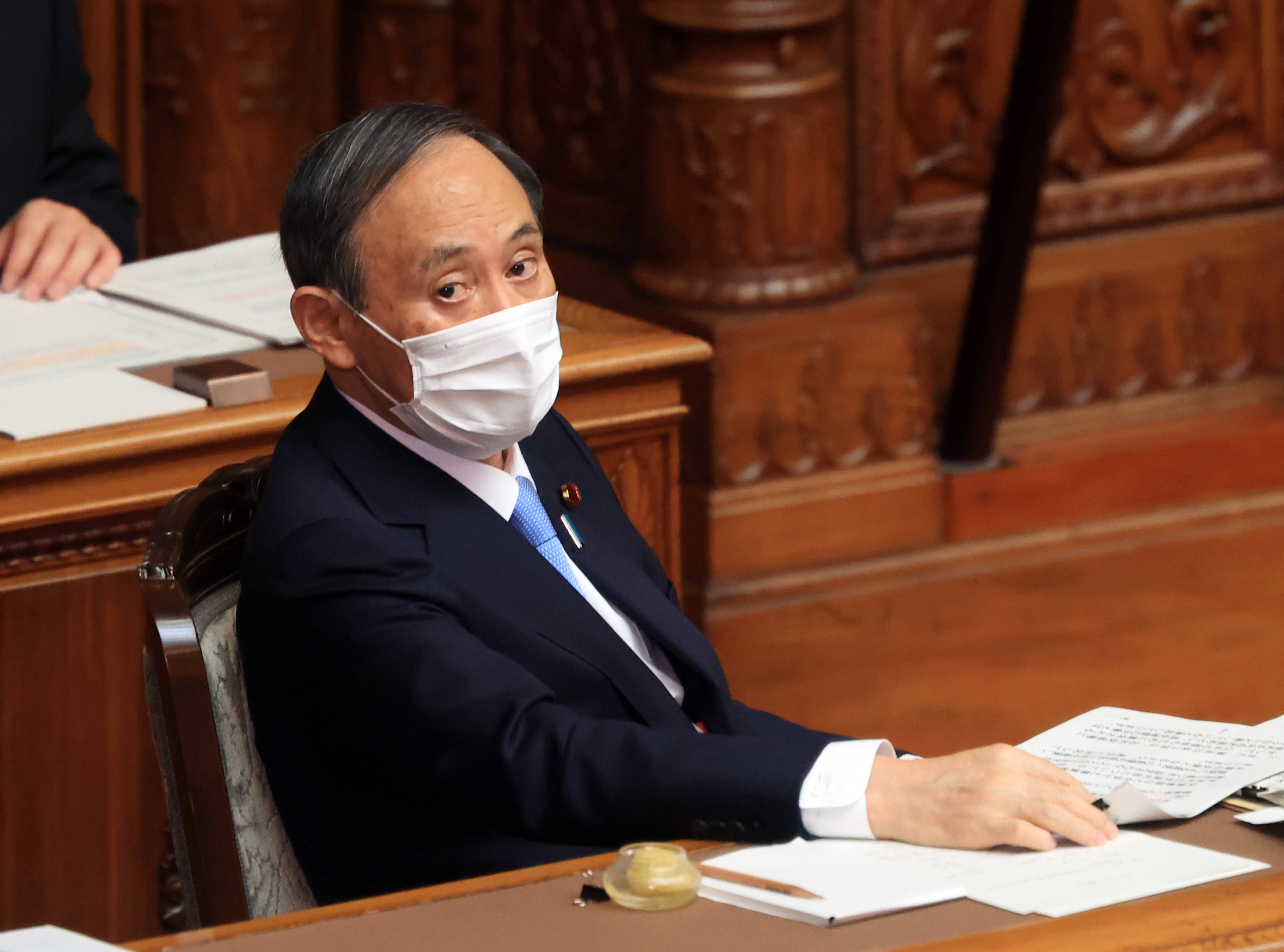 """菅义伟长子""""政商勾结""""案继续发酵 涉事官员增至11人"""