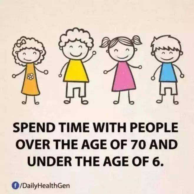 为什么有的人可以越活越年轻?都是这些好习惯造成的~  第6张