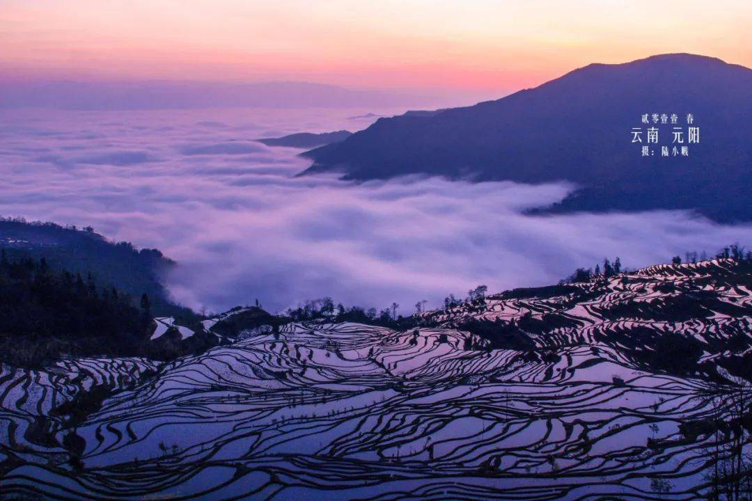 这才是云南不可错过的宝藏!惊艳世界的大地曲线,2月迎来颜值巅峰!